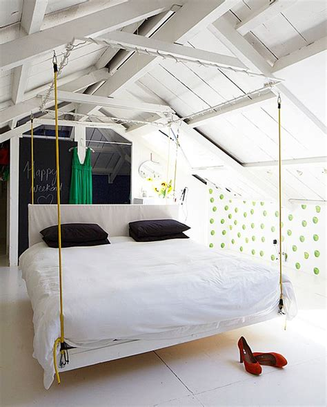 hanging bed plans hanging beds sweet dreams on a floating cloud my