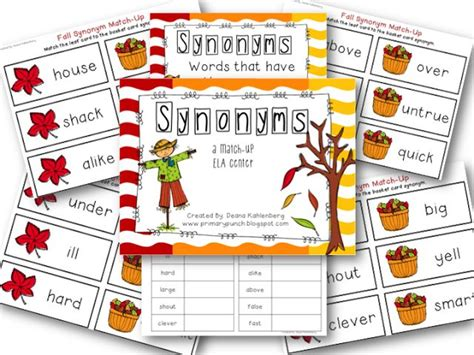 common themes synonym 98 best fall in the classroom images on pinterest apple