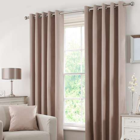 Dunelm Mill Nursery Curtains Solar Biscuit Blackout Eyelet Curtains Dunelm Operation Showhome Bedrooms
