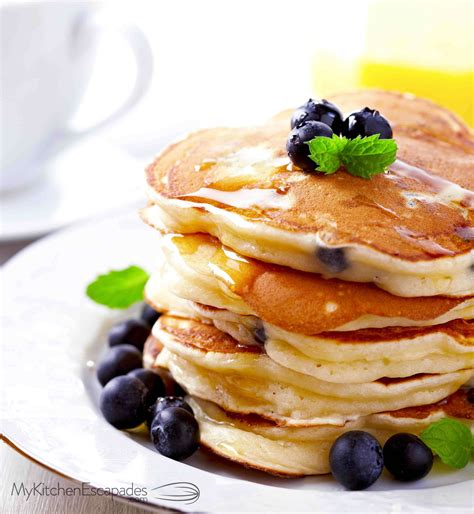 how to make pancakes from scratch a delicious easy and