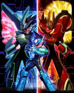 電撃 『流星のロックマン3』レッドジョーカーの姿と能力が明らかに!