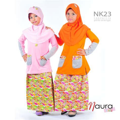 Baju Muslim Naura Nr 11 Butik Naura