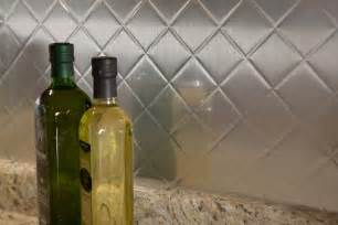 Quilted Aluminum Backsplash - metal quilted backsplash or metal tiles kitchen backsplash ceramic tile advice forums john