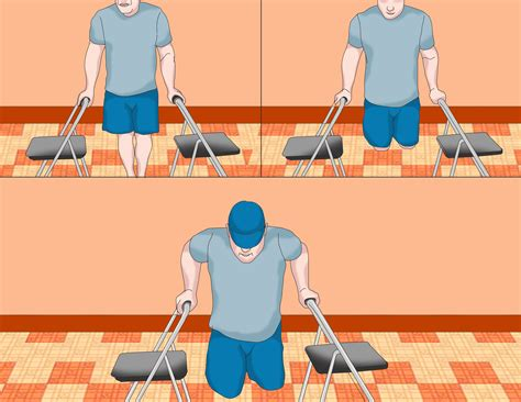 how to work out your back without weights 8 steps with