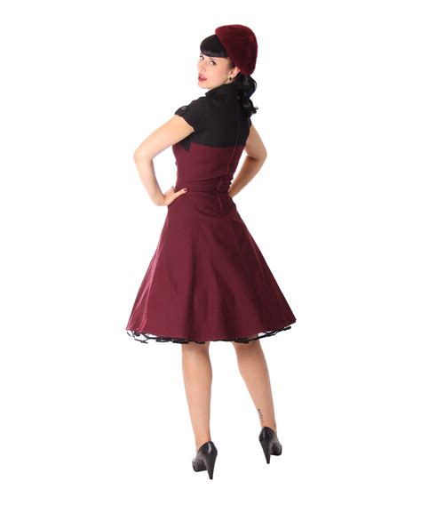 bolero swing harbor 40er retro bolero swing petticoat kleid v