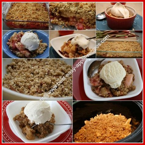 best apple for apple crumble homemade apple crumbles recipes ideas for a dessert with