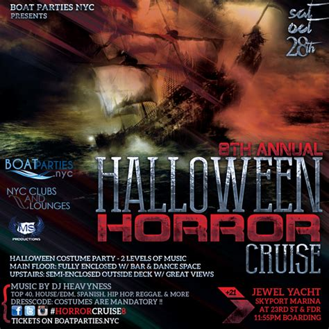 halloween boat cruise nyc halloween boat party archives boat parties nyc