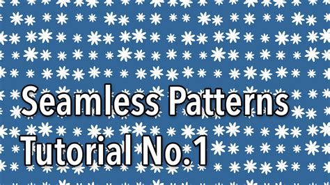 seamless pattern on illustrator seamless pattern in adobe illustrator tutorial by roberis