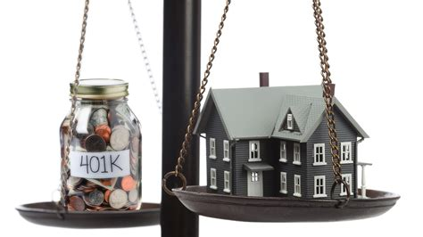 401k buy house is buying a home better than investing in a 401 k