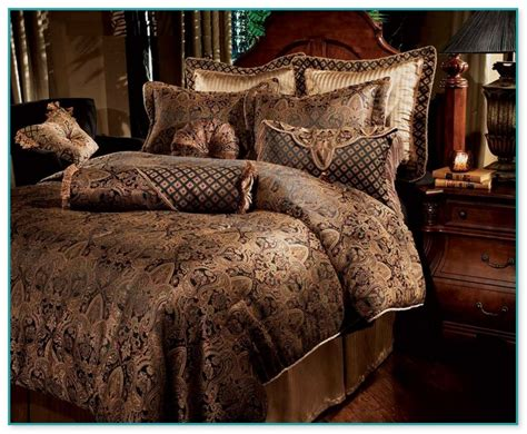 luxury comforter sets king size