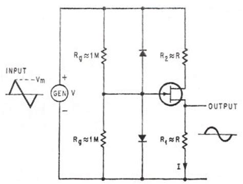 resistor diode shaping circuit resistance diode wave shaping circuit 28 images dynamic resistance of diode electrical