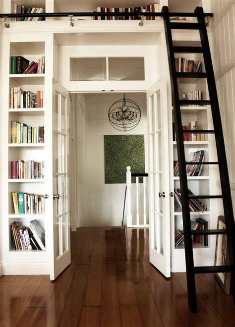 rolling bookcase ladder the world s catalog of ideas