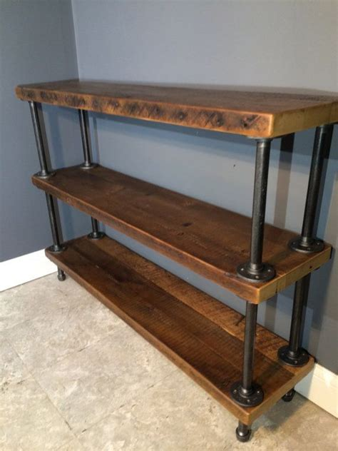 25 best ideas about rustic shelves on shelves