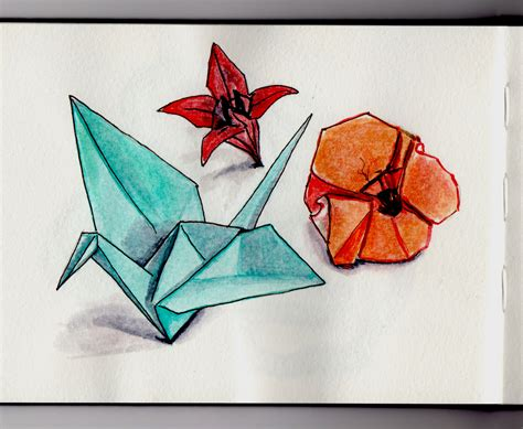 World Origami Day - doodlewash 174 november 2015 days to celebrate