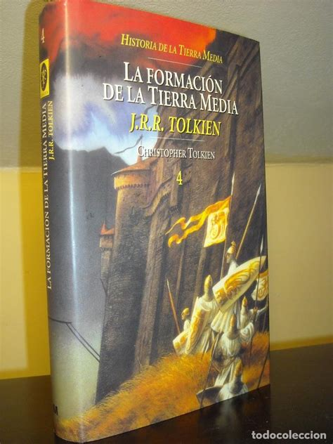 libro fundacion y tierra historia de la tierra media 4 la formacion de comprar