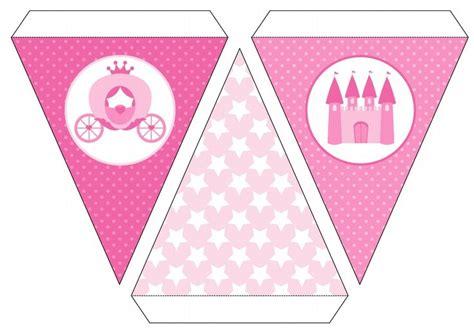 disney princess printable birthday banner princess page 3 of 3 silhouette pinterest chang e