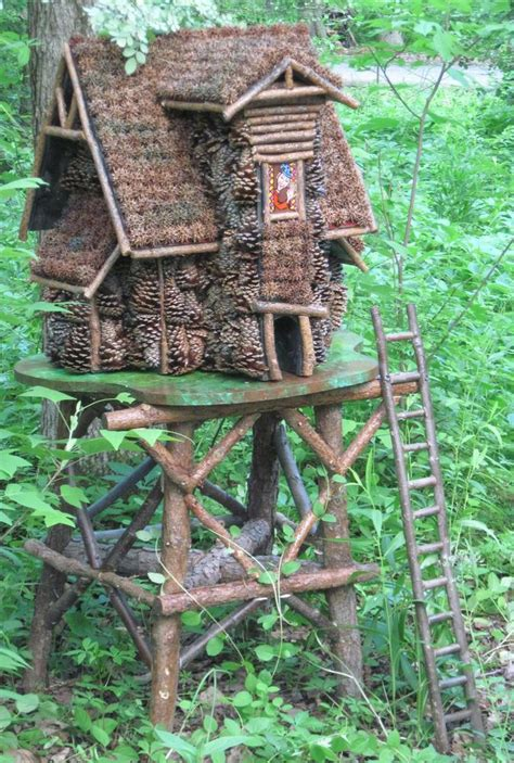 gnome house fairy gnome home festival annmarie sculpture garden arts center