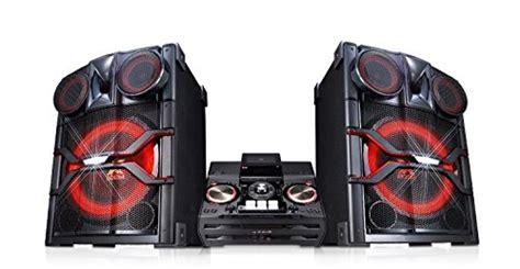 Speaker Usb V 2900 lg cm9740 cha 238 ne hi fi mini bluetooth 2 usb 2900 w noir comparer les prix sur shopoonet