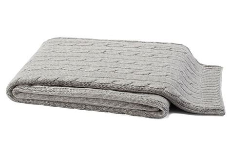 grey cable knit throw blanket cable knit blend throw gray cable gray and