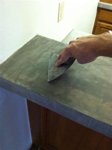 Ardex Concrete Countertop diy ardex concrete countertops we how to do it