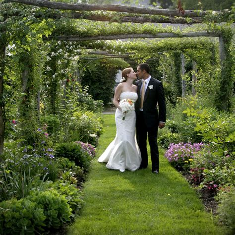 Weddings At The Botanical Gardens Garden Wedding Inspiration Board