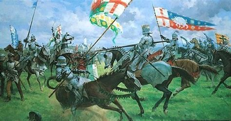 film perang abad pertengahan mengenal kuda perang charger destrier dalam sejarah