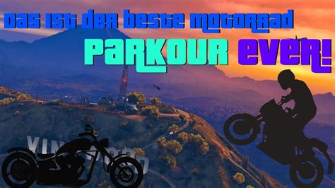 Gta 5 Bestes Cross Motorrad by Das Ist Der Beste Motorrad Parkour Gta 5