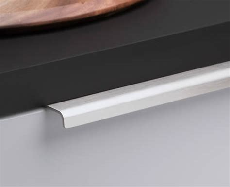 Stainless Steel Cabinet Knobs Stainless Steel Lip Pull Handle Kethy