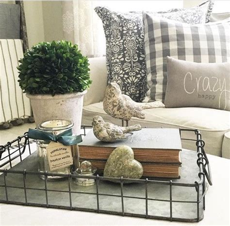 two small tables instead of coffee table 25 best ideas about coffee table tray on