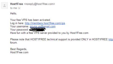 cara membuat vps dari hp cara mendaftar vps gratis dari host1free situse woko