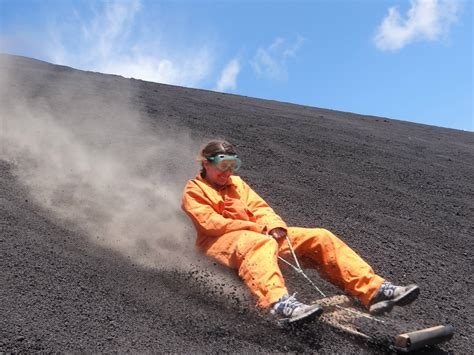 boarding and volcano boarding xtremespots