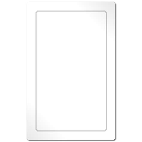 nine card page template png file blank card back template png k r engineering