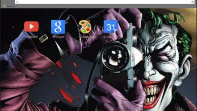 chrome themes joker the joker chrome themes themebeta