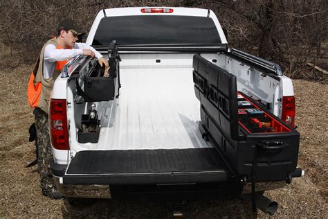 Truck Bed Gun Storage by Official Du Ha Website Du Ha Humpstor Innovative Truck Bed Storage Tool Box Tool Chest