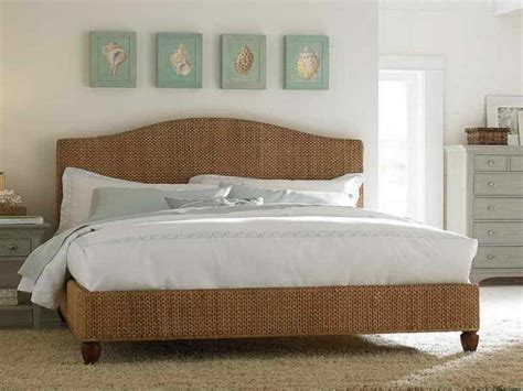 wicker headboard king rattan headboard for king size beds modern house design