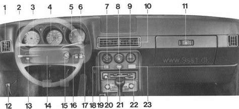 electric power steering 1984 porsche 944 user handbook porsche 944 owners manual 83