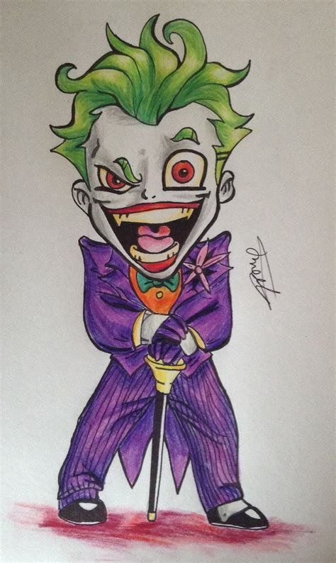 Drawing Joker by The Joker By Cy6erwolf On Deviantart