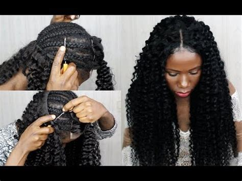 sewi in tutorials with leave out new technique no sew in weave no leave out crochet your