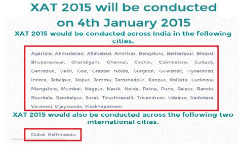 exam pattern for xat xlri xat 2015 online registration exam pattern syllabus