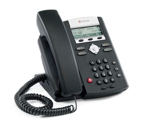 Office Telephones by Polycom Soundpoint Ip Voip Business Office Phones