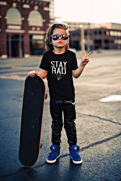 skater kid haircut fantastic skateboard giveaway with accessories