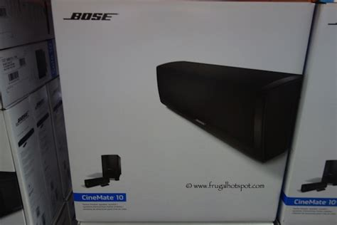 costco sale bose cinemate 10 digital home theater system