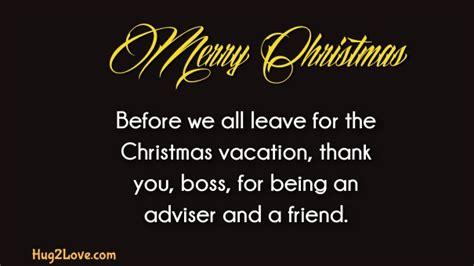 christmas wishes  boss  respectful boss quotes xmas