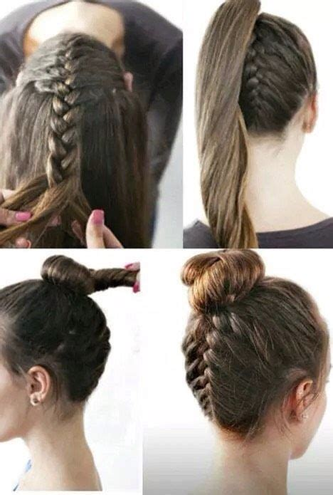 flip hair upsidedown and cut the 25 best upside down braid ideas on pinterest