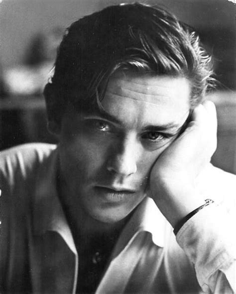 Alain Delon 23001 Black 17 best images about alain delon on romy schneider al pacino and cardiff