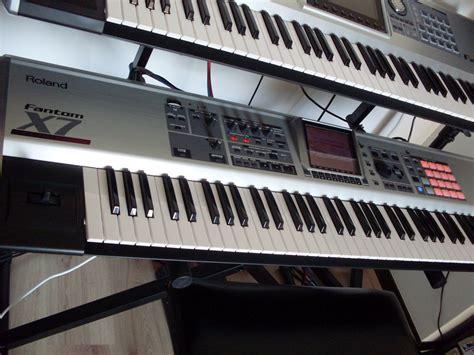 Keyboard Roland X7 roland rd 700sx image 437810 audiofanzine