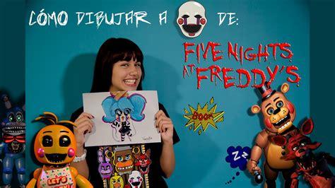 imagenes kawaii five nights como dibujar puppet de five nights at freddy s chibi