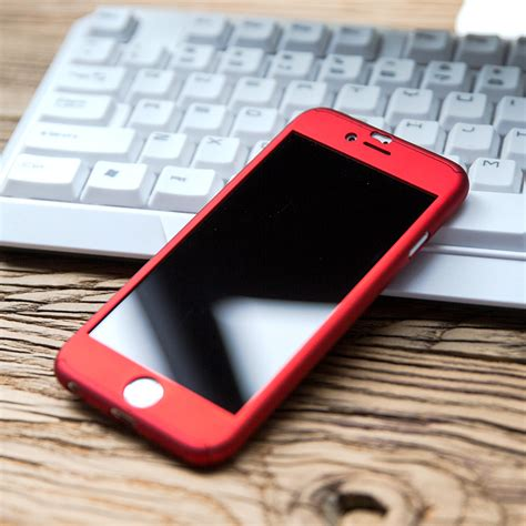 Tempered Glass Kedai Ustaz recenze 360 176 ochrann 233 pouzdro pro iphone 6 s iphone 6 s plus 187 fanapple cz magaz 237 n o