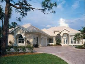 Modern Mediterranean House Plans by Mediterranean Modern House Plan With 2794 Square Feet And