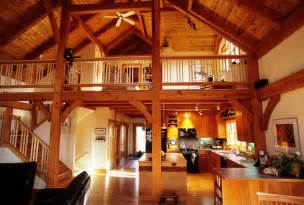 Octagon Cabin Plans Timber Frame House Flickr Photo Sharing